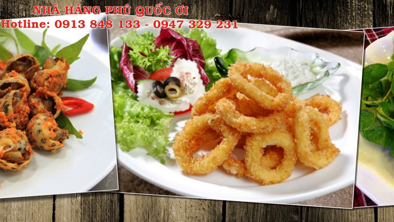Top những nhà hàng ngon chất lượng nhất tại Phú Quốc|Đến Phú Quốc ăn nhà hàng nào là ngon nhất