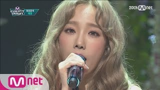 Video TAEYEON(태연) - 'I' COMEBACK Stage M COUNTDOWN 151008 EP.446 download MP3, 3GP, MP4, WEBM, AVI, FLV November 2017