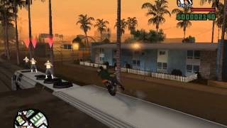 GTA San Andreas | Mission #17 ''Wrong Side Of The Tracks'' (PC)