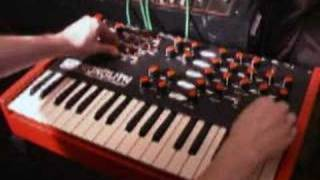 LZX Monolith Synthesizer Demo