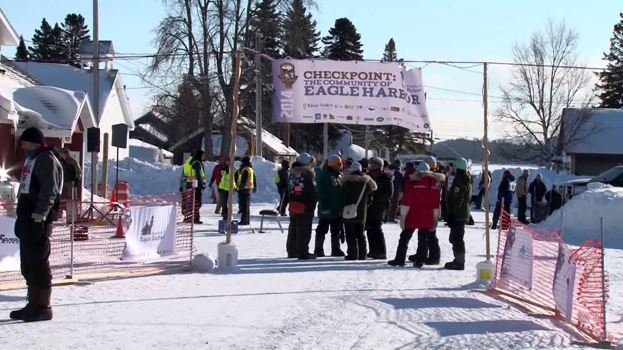 Preview image for Discovering - Copper Dog 150 Sled Dog Races video