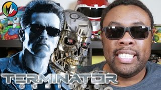 TERMINATOR: Genisys - Catching Up with Andre - Regal Cinemas 2015 [HD]
