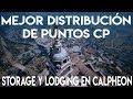 MEJOR GESTIÓN DE PUNTOS DE CONTRIBUCIÓN EN CALPHEON PARA STORAGE Y LODGING EN BLACK DESERT