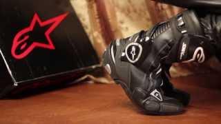 2013 Alpinestars SMX Plus Boot review