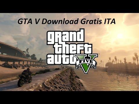 GTA V Download Gratis ITA