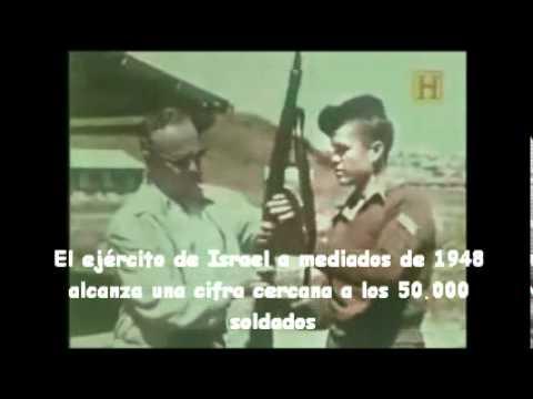 La guerra arabe israeli 1948-49.wmv