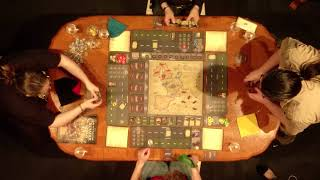 Crusader Kings - The Board Game - Showmatch at PDXCon