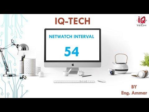 netwatch interval and example idea مايكروتك بالعربي IQ TECH