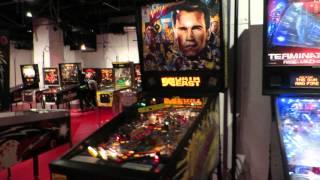 HUGE Pinball Video Game Retro Arcade in Osaka, Japan - Silver Ball Planet