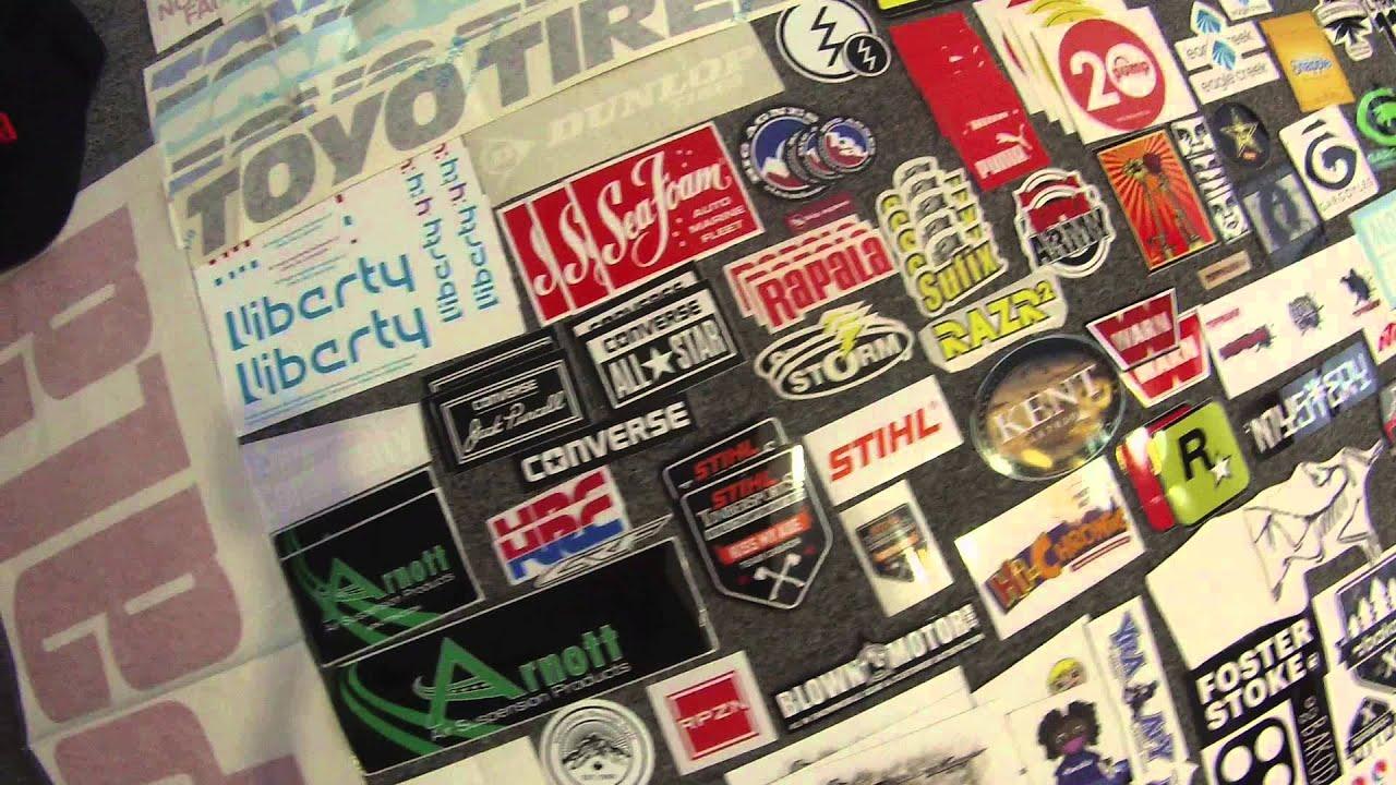 klasyczny styl wyglądają dobrze wyprzedaż buty szeroki zasięg Free Stickers (100 brand/company) HD