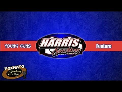 4/27/19 Young Guns Feature   Harris Speedway
