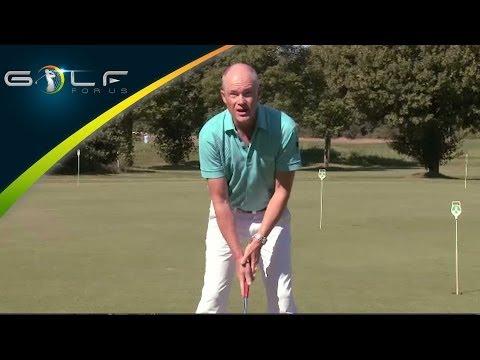 Golf Teaching - Putten (Jonathan Taylor - German)
