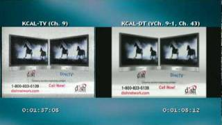 Digital TV Transition: KCAL