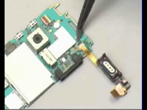Sony Ericsson ELM J10i J10i2 Rozbieranie naprawa disassembly - reassembly repair movie