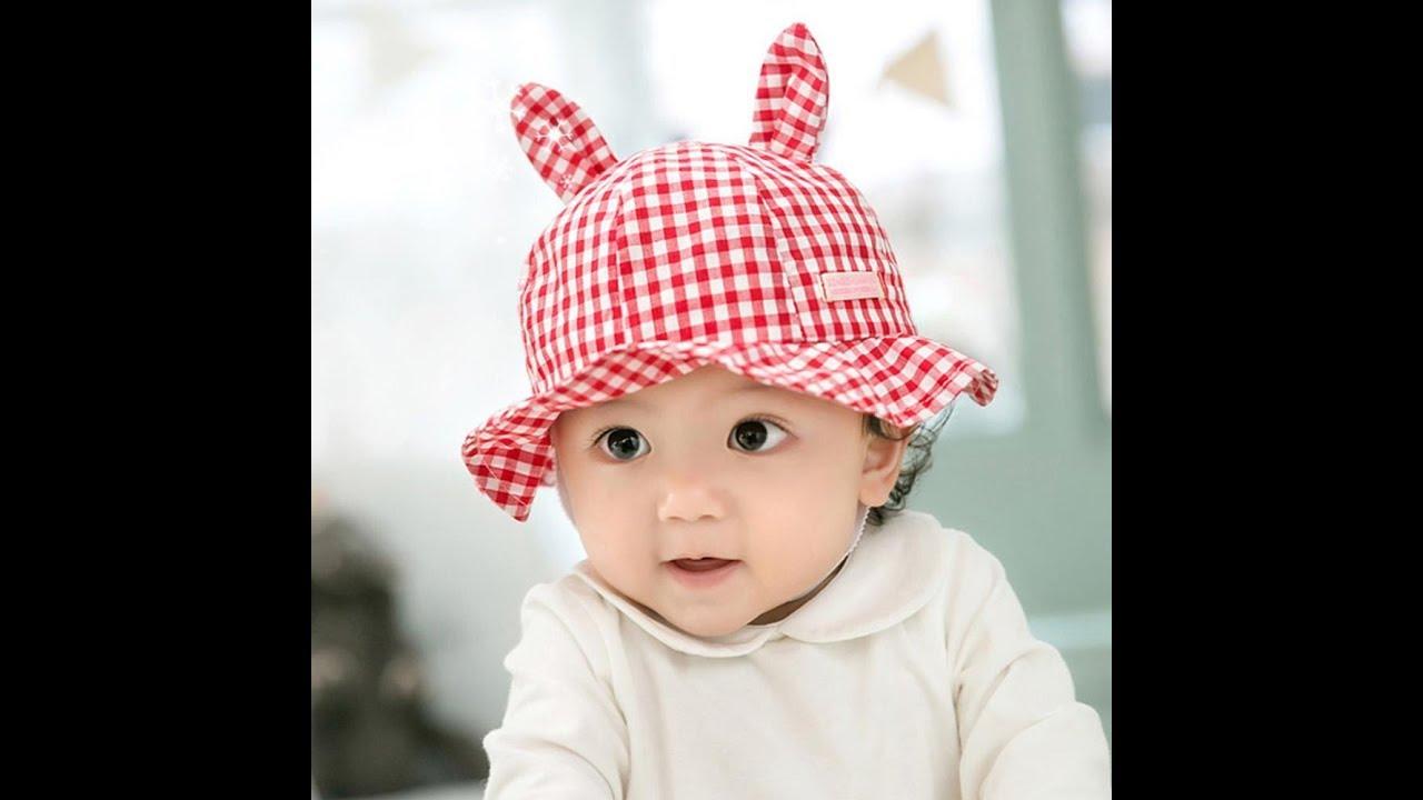 how to stitch newborn Baby s cap how to Sew a Baby Hat With Ears how To  Make Baby Hat With Ears 002d2c6f084