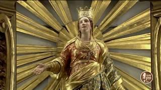 Discesa della Madonna del Suffragio Grotte di Castro 7 Settembre 2018