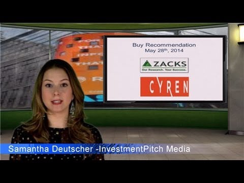 Zacks Small-Cap Research has updated coverage on CYREN Ltd (NASDAQ: CYRN)