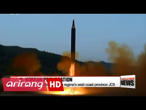 North Korea fires unidentified projectile: JCS