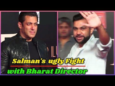 Salman Khan Fight With Bharat Director Ali Abbas