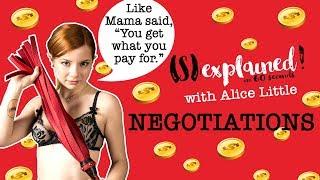 Brothel Negotiations (S)explained in 60 secs