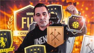 MI MEJOR FUT CHAMPIONS CON CRISTIANO RONALDO !!! FIFA 19