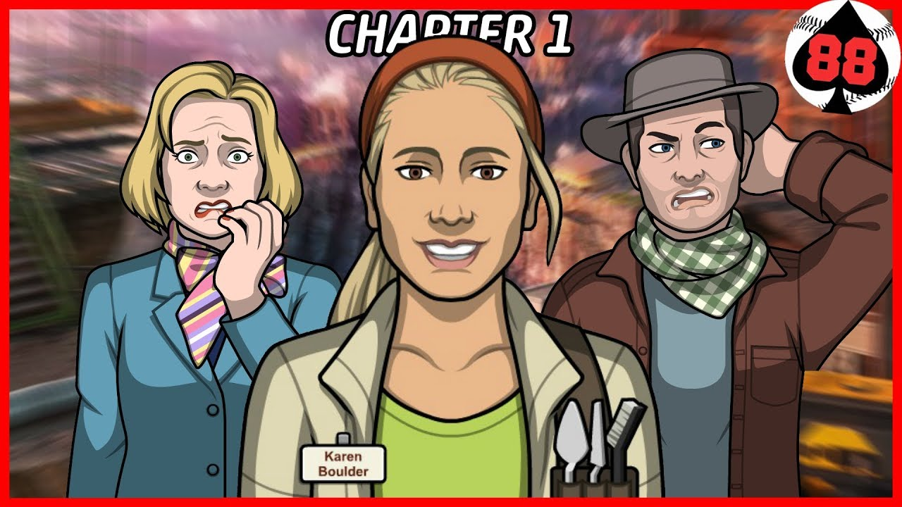 Criminal Case - The Conspiracy Case #19 - The Lost City Chapter 1