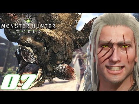 Monster Hunter World Ps4 German #07 Jyuratodus thumbnail