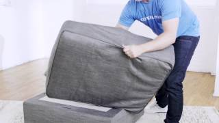 Putting On Your Covers