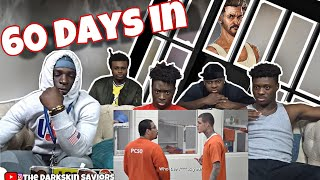 60 Days In: Abner Sl*ps An Inmate 👋🏾 😳 😱 *REACTION*