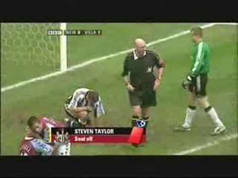 Steven taylor handball????
