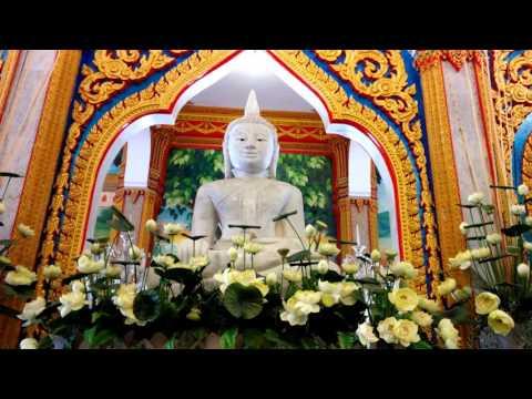 Mateusz Golsztajn: Wat Chalong temple, Phuket