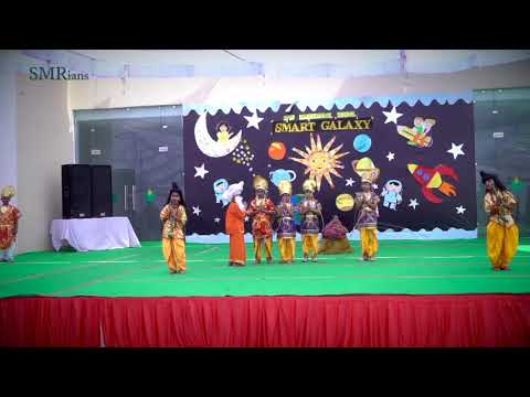 Luv Kush Singing Ramayana - | Hum katha sunate Ram sakal gun dhaam ki | SMR International School |