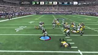 Madden NFL 16 Kick Off Return TouchDown