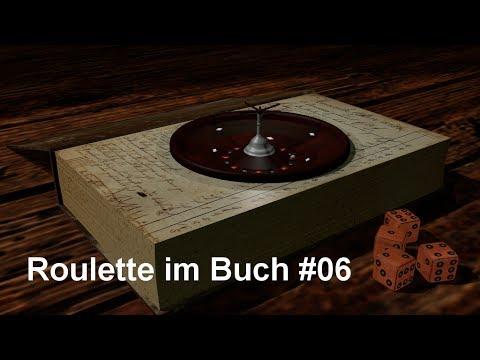 Blender Modelling Roulette im Buch Teil 6