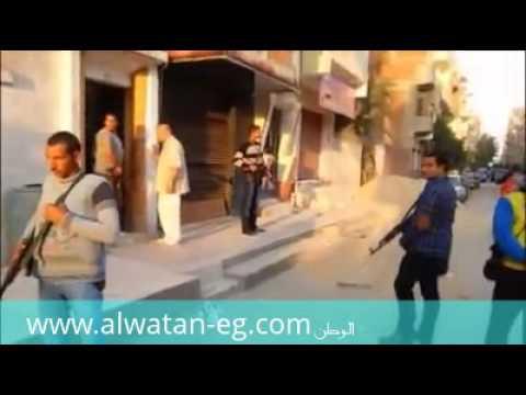 جريدة الوطن : أمن الاسماعيلية يقتحم حارة'الكفار'