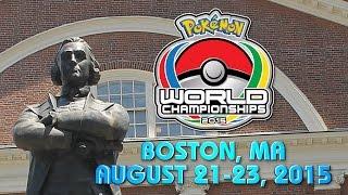 Road to Worlds 2015 – Pokémon World Championships