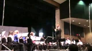 """Sands of the Sahara"" Texas Region Band- Middle School-East Zone Band II"