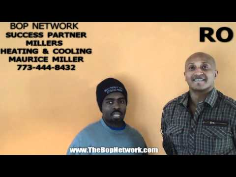 BECOME A SUCCESS PARTNER FOR THE BOP NETWORK