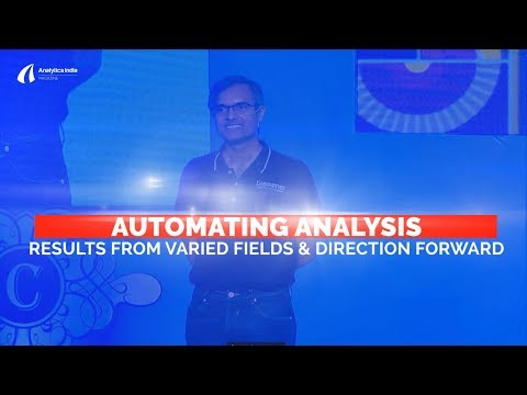 ANAND S of Gramener talks about Automating Analysis @#Cypher2017