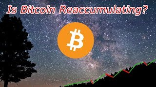 Bitcoin Live : Is BTC Reaccumulating?.. Episode 525 - Crypto Technical Analysis
