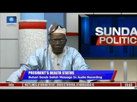 Falana Faults Nigeria's Political Structure Pt 1
