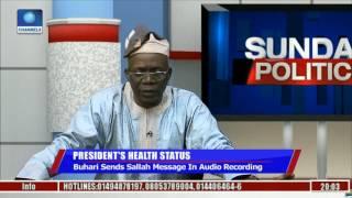 Falana Faults Nigeria's Political Structure Pt 1