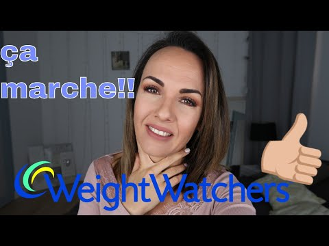 J'AI TESTE WEIGHT WATCHERS! et ça marche!!