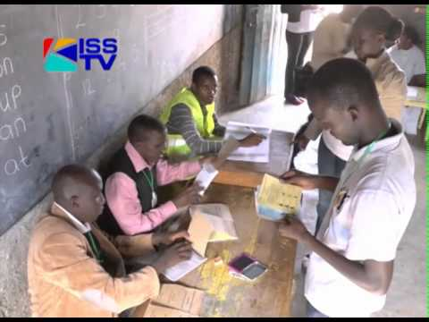 IEBC REJECTS LOWEST BIDDER IN BIOMETRIC VOTER REGISTRATION KITS PROVISION