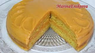 ЧУДО Торт на КАЖДЫЙ ДЕНЬ ПОЧТИ БЕЗ КАЛОРИЙ ПОСТНЫЙ Торт К ЧАЮ VEGAN CAKE
