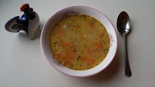 Куриный суп с макаронами по- турецки