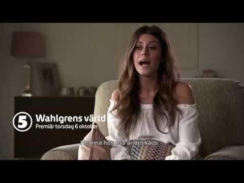 Wahlgrens värld - premiär 6 oktober 21.00