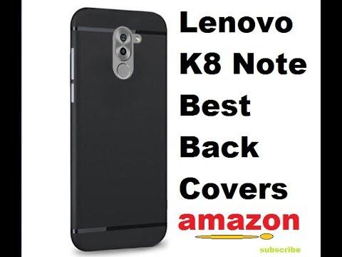 Lenovo k8 Note Best Back Covers in Amazon