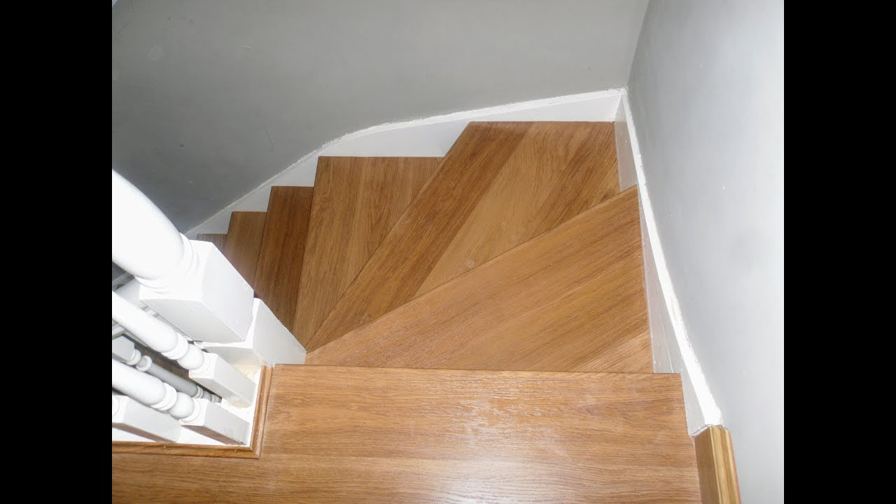 Quick step stair renovation dublin incizo laminate for Quick step flooring ireland