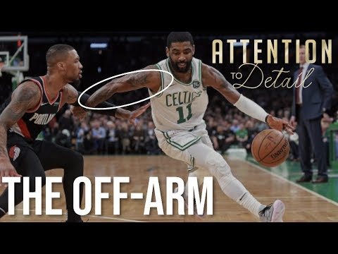 The Off-Arm: The Hidden Key to Ballhandling // #AttentionToDetail